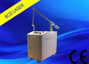China Q Switched Nd Yag Laser Tattoo Removal Vertical Beauty Machine on sale