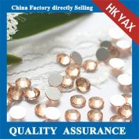 China non hotfix flatback rhinestones,non hotfix rhinestone for nail art, non hotfix flat back crystals on sale