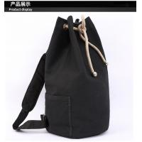 Durable Outdoor Sports Waterproof Drawstring Bag Large Volume 38 * 42CM