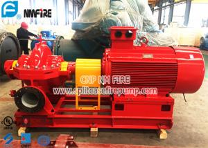 China 500 Gpm TEFC Electric Motor Driven Fire Pump Sets , Fighter Pump UL And FM Listed on sale