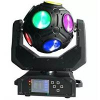 Colorful Stage LED Moving Head Light 300W Cool White Infinite Rotation Tilt