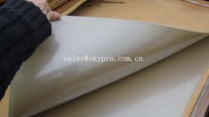 China Black & beige Shoe Sole Rubber Sheet , High abrasion resistant neolite outsole sheet on sale