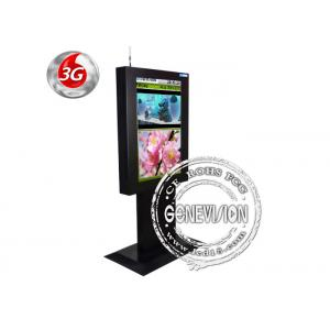 China 26 Inch 3G stand alone digital signage displays SD Memory Card Insert on sale