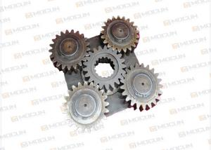 China High Precision Digger Gear , SK200-1 1st Swing Motor Excavator Swing Gear Box on sale