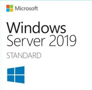 China 16 Core Microsoft Windows Sever 2019 Standard 64 Bits DVD Oem Package Software wholesale