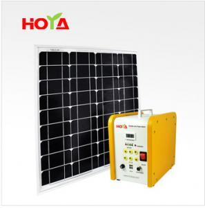Quality Modular Design 30W Mini Home Solar Power System For Sale ...