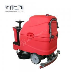 China OR-V8 ceramic tile floor cleaning machine  floor washing machine concrete floor scrubbing machine on sale