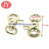 Factory price snap hooks key ring hook snap hook with key rings