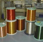 Classe en aluminium émaux 220c d'enroulement de fil plat