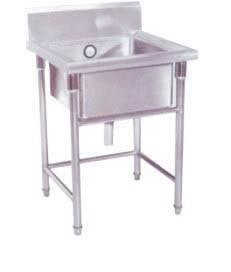 China Stainless steel Sink unit on sale