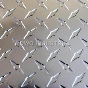 China High Strength 8.0mm 6061 T6 Aluminum Embossed Sheets on sale