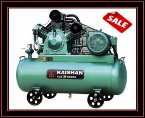 China 15Kw High Pressure Piston Air Compressor With 2m³/min Capacity on sale