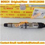 BOSCHのWeichai/WEICHAIのための元の注入器0445120266/612640090001/612630090012適合