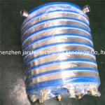 Die - Casting Type Slip Ring Assembly Blow Molding With Aluminium Alloy Housing