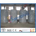 ISO 5T - depósito de leche al aire libre grande del acero inoxidable del almacenamiento de la leche 30T con SUS304 SUS316L