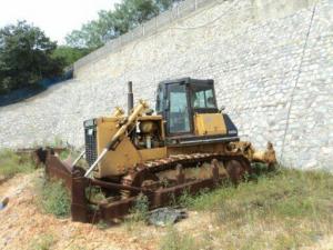 D85A-18 used komatsu bulldozer crawler dozer for sale D85-18 japan