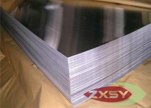 China Hot Rolled 3004 Polished Aluminium Sheet Metal , Aluminium Panels on sale