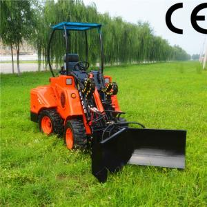 China snow loader with Front Snow blade with CE certificate on sale