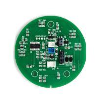 LED Rigid Aluminum PCB Board 0.5-4OZ 3w High Power LED Street Light Application