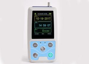 China 24 Hours Ambulatory Automatic Blood Pressure Monitor NIBP Measure Function on sale