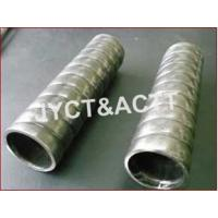 China Corrugated Stainless Steel Tubing , Galvanized Corrugated Metal Pipe on sale