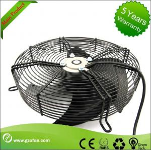 China High Flow 230VAC Hvac AC Axial Fan Blower 120mm CCC CE Certificate on sale