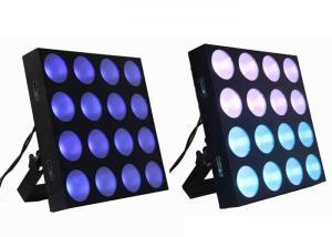 China 16pcs RGB Panel Dmx Stage Lighting Led Effect Lighting 500W on sale
