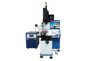 China Stainless Steel Automatic Laser Welding Machine / Laser Solder Machine on sale