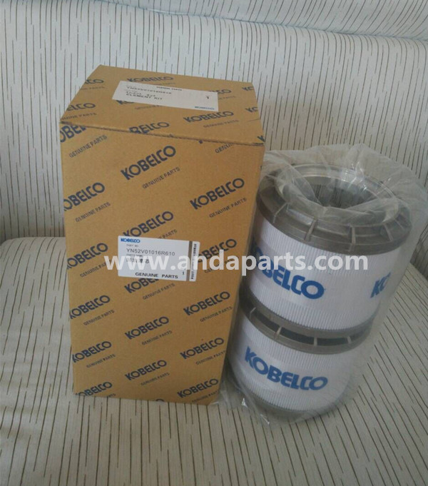 Supplier of Kobelco excavator Hydraulic Filter YN52V01021P1