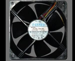 China Fuji frontier 570 minilab fan 119S0044 substitute (without socket,you can use socket of the old fan) on sale