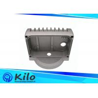 Metal Prototype Die Casting Parts Chroming Multi Sizes Mould For Auto Industry