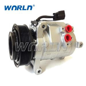 China 6PK Automotive Air Conditioning Compressor 10SR15H For Cadillac CTS 2.0L L4 Turbocharged 2014 3.0L V6 2010 on sale