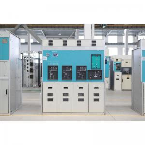 China Gas Insulated Rmu Medium Voltage Switchgear 24kv 22kv For High Rise Buildings on sale