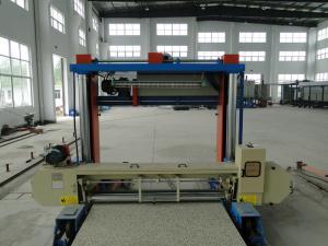 China Rigid Foam Sheet Cutting Machine 8.84KW , Industrial Styrofoam Cutter Machine on sale