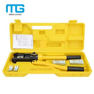 China YQK-300 manual hydraulic crimping tool cable terminal crimper copper and aluminum terminals on sale