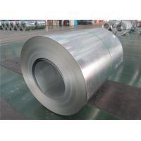 Zinc Coating Galvanized Steel Coil , Z60 / Z180 Galvanized Steel Panels