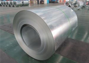 China Zinc Coating Galvanized Steel Coil , Z60 / Z180 Galvanized Steel Panels on sale
