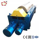CE / EAC Horizontal Decanter Centrifuge Separator  / Tricanter For Crude Oil