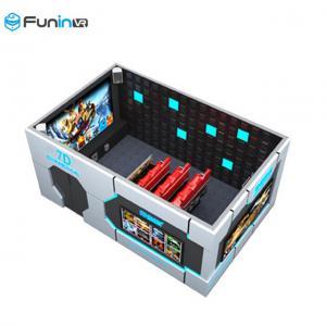 China Simulator 7d Cinema 70 PCS 5D Movies Amusement Park Gun Shooting on sale