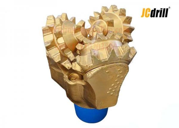 10 Inch API Sealed Steel Tooth Tricone Drill Bit For Rotary Mining