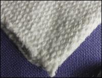 China Ceramic fiber textiles YESO-cloth-1 on sale