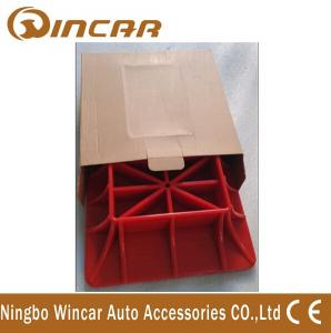 China Red Color Recovery Jack Base,4x4 accessories Base on sale