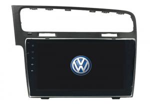 China VW GOLF 7 2013-2015 Android 9.0 Stereo Radio No DVD Player WIFI 3G/4G GPS VWM-1017GDA(Grey) on sale