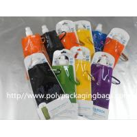China Eco friendly BPA Free Foldable Plastic Inflatable Water Jump Bag Easy To Carry on sale