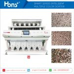 Nikon CCD Camera Peanut Kernel Color Sorter Nuts Sorting Machine