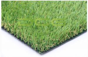 China Plastic Turf Grass Realistic Artificial Grass Backyard SGS Certificate Approved on sale