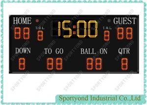 China American Wireless Electronic Soccer Scoreboard Timer on sale