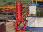 Invitación del separador de gas del fango ZYQ800/ZYQ1000/ZYQ1200 que el gas invade en los fluidos para sondeos