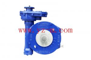 China MY-8-1SZ-D WCB material worm gear operator, worm gear actuator, gearbox China manufacture on sale