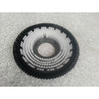 17 Inch Granite Floor Cleaning Machine Brushes Diamond Abrasive Wheel Brush